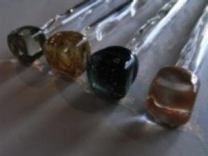 長さ13〜20cm:glass ballpoint pen